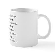 We Dance Logo Mug