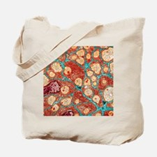 Myelination of nerve fibres, TEM Tote Bag