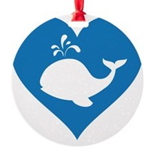 whale14 Ornament