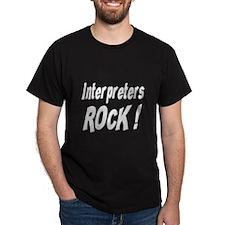 Interpreters Rock ! T-Shirt