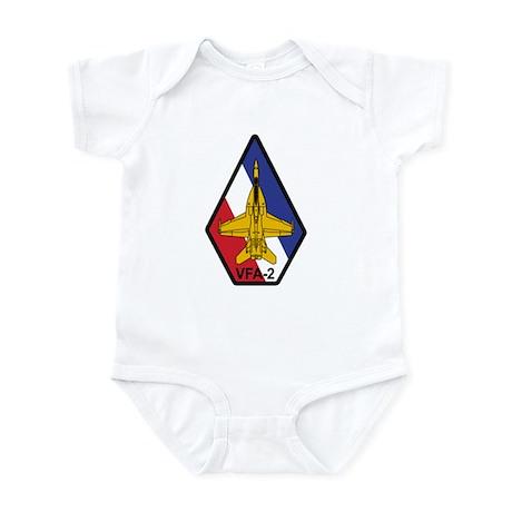 VFA-2 Bounty Hunters Infant Bodysuit