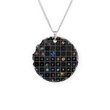 Messier objects, full set Necklace