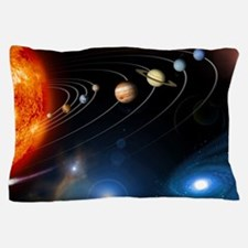 Solar system planets Pillow Case