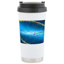 Nerve cell Travel Mug