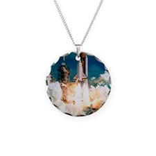 Space Shuttle launch Necklace