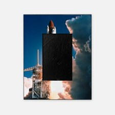 Space Shuttle launch Picture Frame