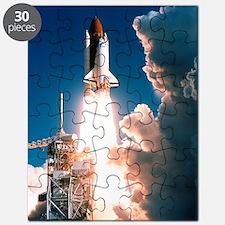 Space Shuttle launch Puzzle