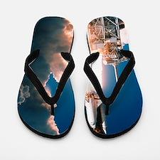 Space Shuttle launch Flip Flops