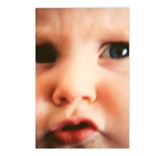 Baby's face Postcards (Package of 8)