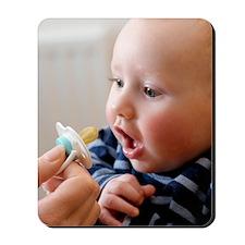 Baby boy Mousepad