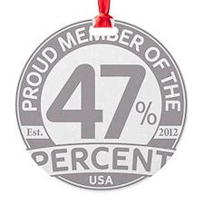 Member 47 Percent Ornament