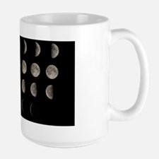 Phases of the Moon Large Mug