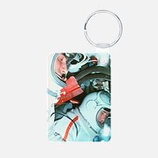 Soviet cosmonauts Keychains