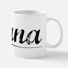 Chana, Vintage Mug