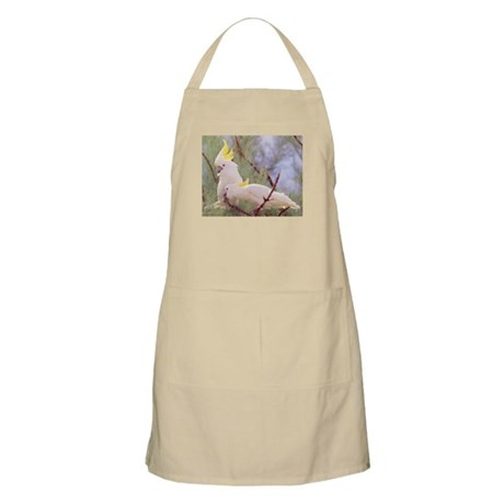 Love My Bird BBQ Apron