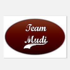 Team Mudi Postcards (Package of 8)