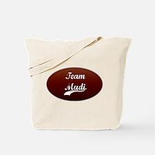 Team Mudi Tote Bag