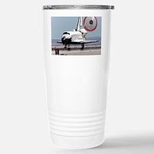Space shuttle landing Travel Mug
