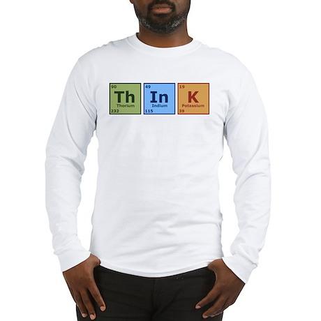 Think 2 Long Sleeve T-Shirt