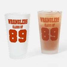 WMHS Class Of 1989 Drinking Glass