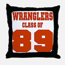 WMHS Class Of 1989 Throw Pillow