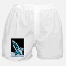 Space shuttle Boxer Shorts