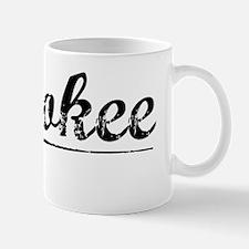 Cherokee, Vintage Mug