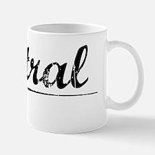 Central, Vintage Mug
