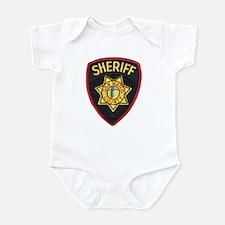 San Mateo Sheriff Infant Bodysuit