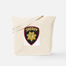 San Mateo Sheriff Tote Bag