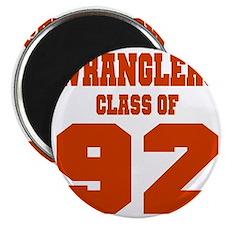 WMHS Class Of 1992 Magnet