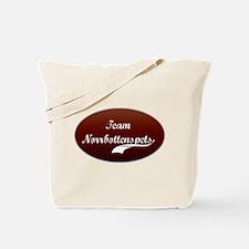 Team Norrbottenspets Tote Bag