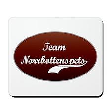 Team Norrbottenspets Mousepad