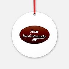 Team Norrbottenspets Ornament (Round)