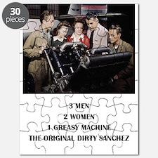 THE ORIGINAL DIRTY SANCHEZ Puzzle