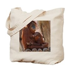 (2) Orang Mother  Child 7372 Tote Bag