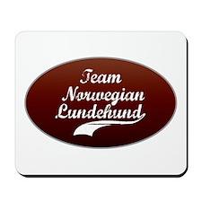 Team Lundehund Mousepad