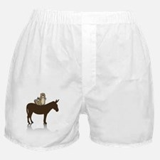 Ass - The Vadge Boxer Shorts