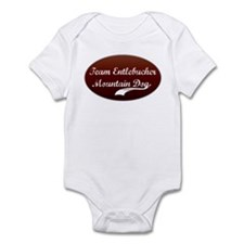 Team Entlebucher Infant Bodysuit