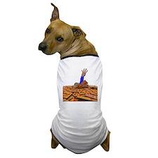 Spam junk mail, computer artwork Dog T-Shirt
