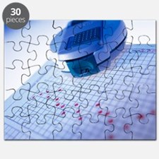 Blood glucose tester Puzzle