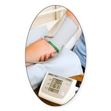 Blood pressure test Decal