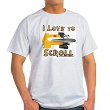 I Love to scroll T-Shirt