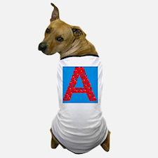 Blood group A Dog T-Shirt