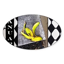 dead banana day Decal