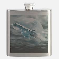 Spaceship Flask
