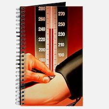Blood pressure test Journal