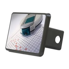 Blood glucose tester Hitch Cover