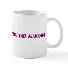 SOON TO BE MRS.SABATINO MANGI Mug