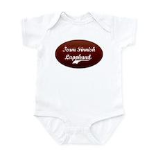 Team Lapphund Infant Bodysuit